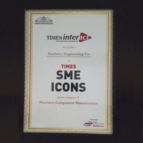 Times SME icon 2019 Sawhney Engineering