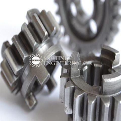 Precision components Gears